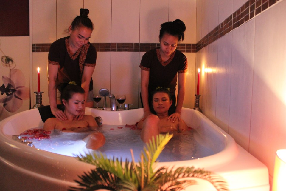 thai massage esbjerg massage herning