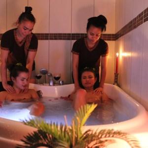 Parker Sjælland Thai massage brønshøj