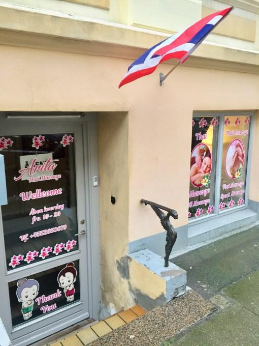 escortguie Thai massage frederiksberg